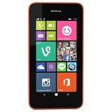 NOKIA Lumia 530 - Bright Orange (Merchant) - Smart Phone Windows Phone
