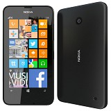 NOKIA Lumia 630 Dual SIM - Black - Smart Phone Windows Phone
