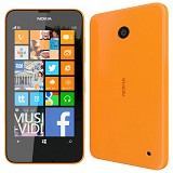 NOKIA Lumia 630 Dual SIM - Orange - Smart Phone Windows Phone