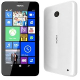 NOKIA Lumia 630 Dual SIM - White - Smart Phone Windows Phone