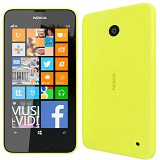 NOKIA Lumia 630 Dual SIM - Yellow