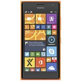 NOKIA Lumia 730 - Orange - Smart Phone Windows Phone