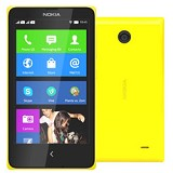 NOKIA X - Yellow - Smart Phone Android