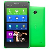NOKIA X - Bright Green - Smart Phone Android