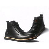 NOPE Safety Orion Size 39 [1999] - Black - Casual Boots Pria