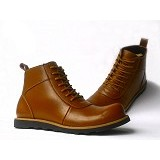 NOPE Safety Orion Size 41 [1999] - Tan - Casual Boots Pria