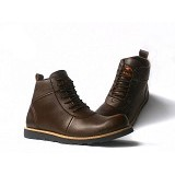 NOPE Safety Orion Size 43 [1999] - Brown - Casual Boots Pria