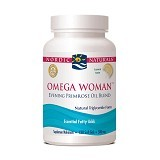NORDIC NATURALS Omega Woman Lemon 120 Softgels