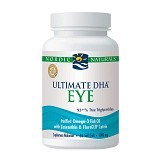 NORDIC NATURALS Ultimate DHA Eye 60 Softgels - Suplement Mata