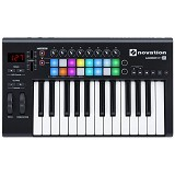 NOVATION Launchkey 25 MK2 - Keyboard Controller