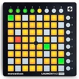 NOVATION Launchpad Mini MK2 - Pad Effect Controller