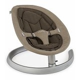 NUNA Bouncer - Almond (Merchant) - Baby Highchair and Booster Seat