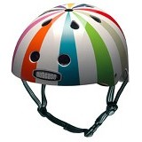 NUTCASE Candy Swirl Size L - XL - Helm Sepeda