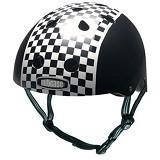 NUTCASE Checker Board Size S - M - Helm Sepeda