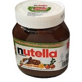 NUTELLA Hazelnut Spread with Cocoa 600gr (Merchant) - Selai Coklat & Kacang