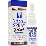 NUTRIBIOTIC Nasal Spray Plus (Merchant) - Obat Alergi / Sinus / Atshma