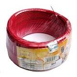 NYA KITANI Kabel Listrik 50m [K-KTN-01] - Merah - Kabel Gulung