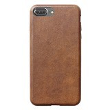 Nomad Horween Leather Case for Apple iPhone 7 Plus - Brown (Merchant) - Casing Handphone / Case