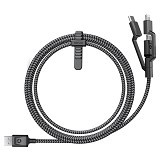 Nomad Universal Ultra Rugged Cable (Merchant) - Cable / Connector Usb