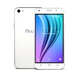 Nuu X4 - White (Merchant) - Smart Phone Android