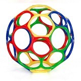 OBALL Infant [81024-Rb] - Rainbow - Balls, Fribees, and Boomerangs