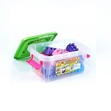 OCEAN TOY Block Container Mainan Anak Edukasi [OCT9217] - Multicolor - Block Puzzle