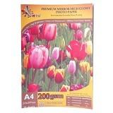 OKTO Digital Photo Paper Premium Mirror High Glossy Inkjet 200gsm [CWX-D 200] - Kertas Foto / Photo Paper