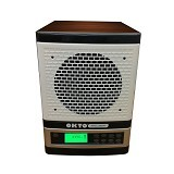 OKTO Intelligent Pure Air Purifier [OKTO-AP-1401WDW-PU] - White Wood - Air Purifier