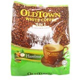OLDTOWN White Coffee Hazelnut Isi 15 Stick (Merchant) - Kopi Instan