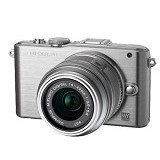 OLYMPUS Digital Camera [E-PL3] - Silver (Merchant) - Camera Mirrorless