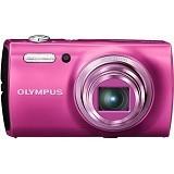 OLYMPUS Digital Camera VH-510 - Pink - Camera Pocket / Point and Shot