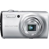 OLYMPUS Digital Camera VH-510 - Silver - Camera Pocket / Point and Shot