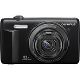 OLYMPUS Digital Camera VR-350 - Black - Camera Pocket / Point and Shot
