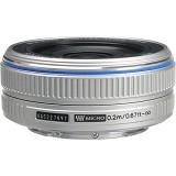 OLYMPUS M.Zuiko Digital 17mm f/2.8 - Silver - Camera Mirrorless Lens