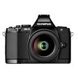 OLYMPUS OM-D E-M5 Kit1 - Black - Camera Mirrorless