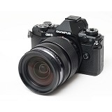 OLYMPUS OM-D E-M5 Mark II Kit1- Black - Camera Mirrorless