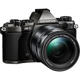 OLYMPUS OM-D E-M5 Mark II Kit2- Black - Camera Mirrorless