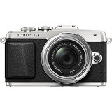OLYMPUS PEN E-PL7 Kit - Black Silver - Camera Mirrorless