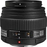 OLYMPUS Zuiko Digital ED 50mm f/2 Macro - Camera SLR Lens