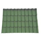 ONDUVILLA Atap Rumah 1060 x 40 mm - Forest Green 3D (Merchant)