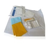 ONEMED Basic Dressing Set Rawat Luka Disposable (Merchant) - Peralatan P3k / Medical Kit