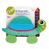 OOPS Boneka Gigitan Turtle Cookie [OP13002.23] - Dot Bayi / Pacifier & Teethers