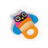 OOPS Easy Teather Owl [OP13007.12] - Dot Bayi / Pacifier & Teethers