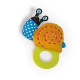 OOPS Easy Teather Snail [OP13007.13] - Dot Bayi / Pacifier & Teethers
