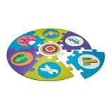 OOPS Matras Puzzle Busa EVA City [OP14002.20] - Gym and Playmate for Baby / Kids