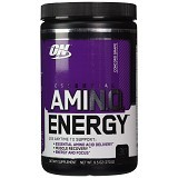 OPTIMUM NUTRITION Amino Energy 30 Servings Grape (Merchant) - Suplement Peningkat Metabolisme Tubuh