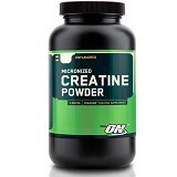OPTIMUM NUTRITION Creatine - 300 gr - Suplement Peningkat Metabolisme Tubuh