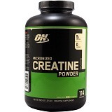 OPTIMUM NUTRITION Creatine 600 gr (Merchant) - Suplement Peningkat Metabolisme Tubuh