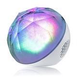 OPTIMUZ Portabel Bluetooth Color Ball - White - Speaker Bluetooth & Wireless