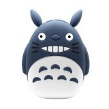 OPTIMUZ Powerbank Totoro 12000mAh - Navy Blue - Portable Charger / Power Bank